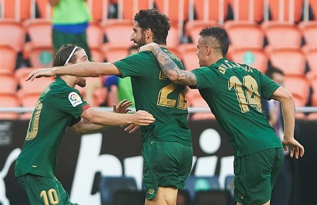 Bilbao je sedmé, Raúl García mu zařídil výhru ve Valencii