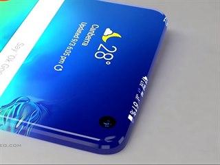 Designový koncept Samsung Galaxy Zero