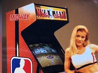 Videoha NBA Jam