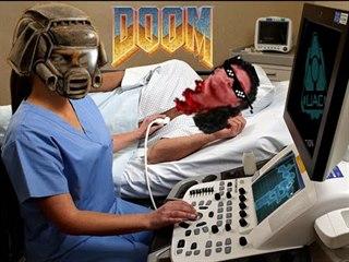 Kultovní Doom funguje prakticky na každém hardwaru s obrazovkou.