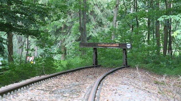 Historickou trať přerušil rok 1945, intenzivní jednání o její obnově probíhají poslední dva roky.