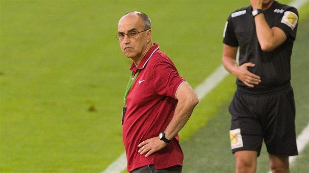 """Hráli jsme """"údržbu"""", komentuje vítězství trenér Kotal"""