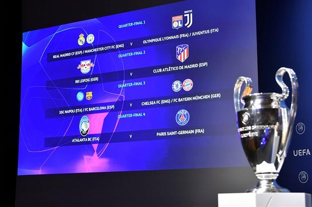 Bizarní Liga mistrů: hraje se osmifinále, ale už i předkolo