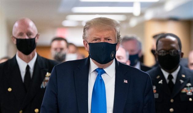 Prokurátor chce Trumpovy finanční záznamy za 8 let kvůli vyšetřování jeho firmy