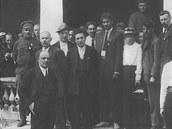 Druhý komunistický kongres začal v Petrohradě před 100 lety