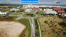 V Plzni začala stavba druhé části západního okruhu