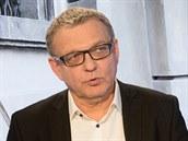 Ministr kultury Lubomír Zaorálek v diskusním pořadu Rozstřel