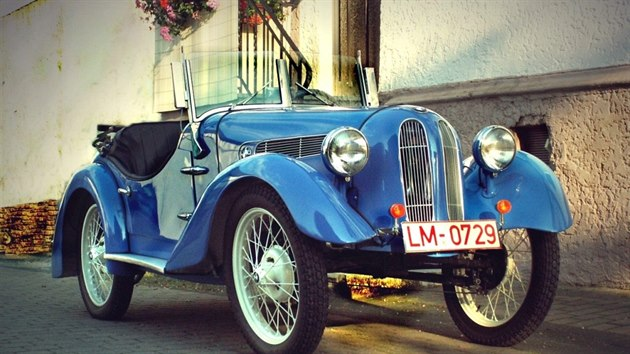 BMW 3/15 PS Dixi Ihle roadster