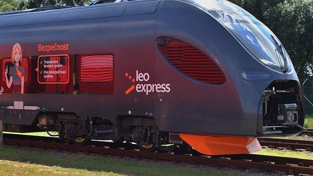 Služeb zařízení IPK zanedlouho využije i výrobce nových jednotek pro Leo Express.