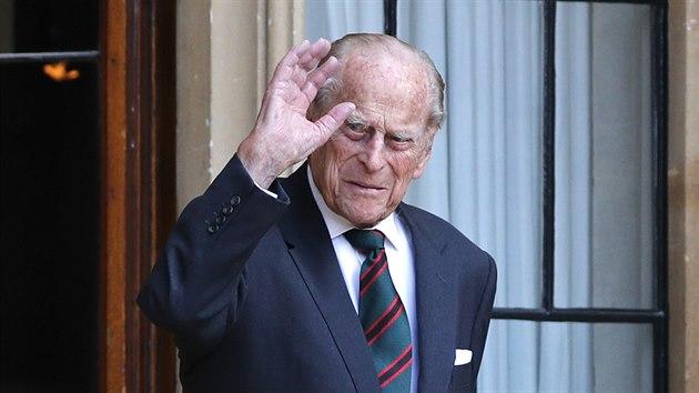 Británie truchlí. Zemřel princ Philip, bylo mu 99 let