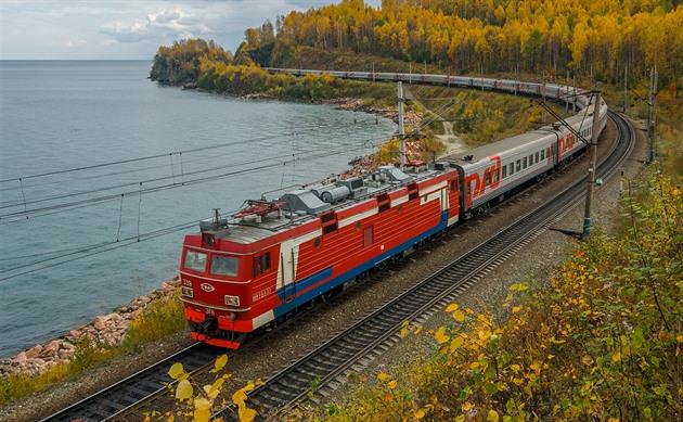 Nejdelší železniční trať: Transsibiřská magistrála zpívá píseň o ruské duši