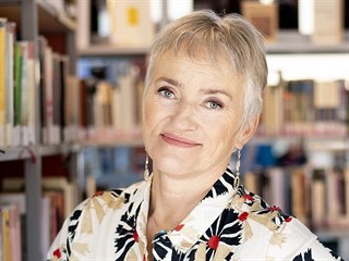 Spisovatelka Tereza Boučková