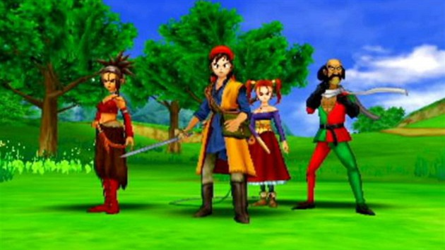 Dragon Quest VIII: Journey of Cursed King