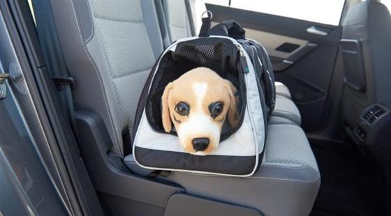 Bezpečnostní taška pro přepravu psa