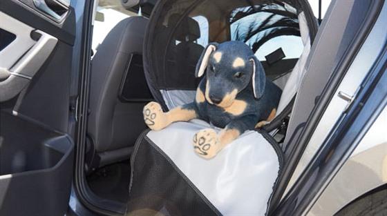 Tubus pro přepravu psa