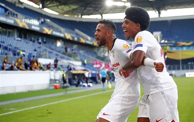Fotbalisté Sevilly porazili Alavés a posunuli se na čtvrté místo
