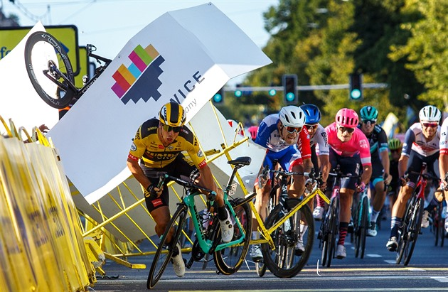 Sprint o život. Kdo všechno je odpovědný za zranění cyklisty Jakobsena?