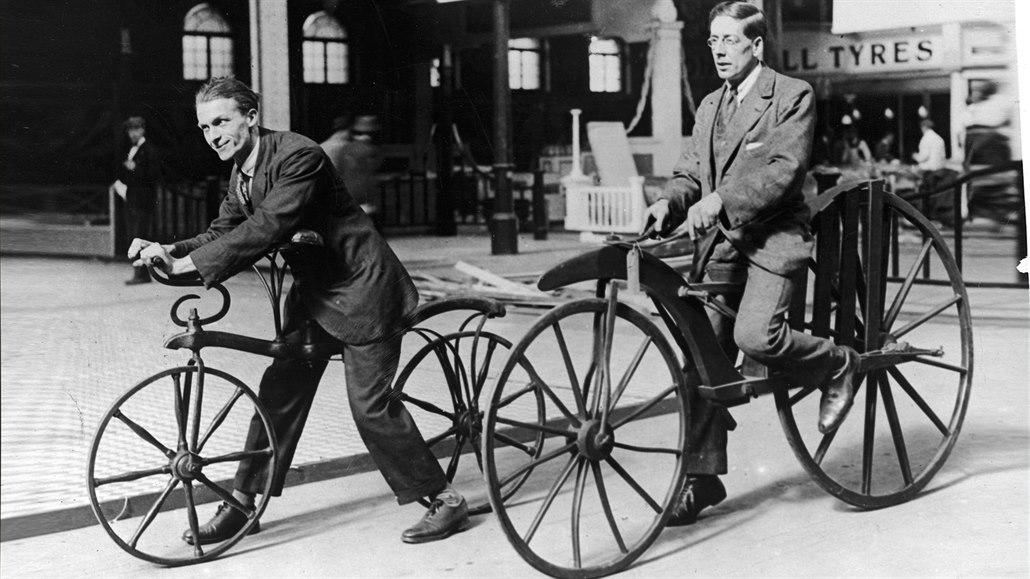 STO OBJEVŮ: Běhací stroj a základ cyklistiky objevili díky hladomoru