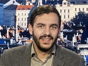 Hostem Rozstřelu je Adam Scheinherr, pražský radní pro dopravu. (4 července...