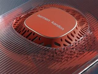 Designový koncept smartphonu Harman Kardon Harmony