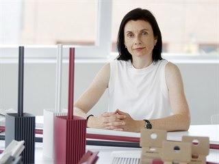 Spojené kartáčovny jsou rodinná firma. Šárka Zbrojková má na starosti oblast...