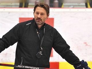 Litvínovský trenér Vladimír Országh