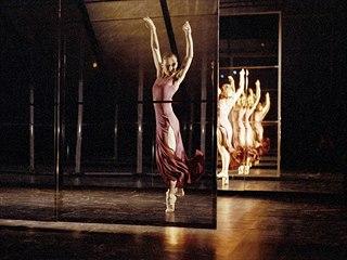 Dlouholetá sólistka baletu Laterny magiky Eva Horáková