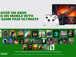 Projext xCloud a Xbox Game Pass Ultimate