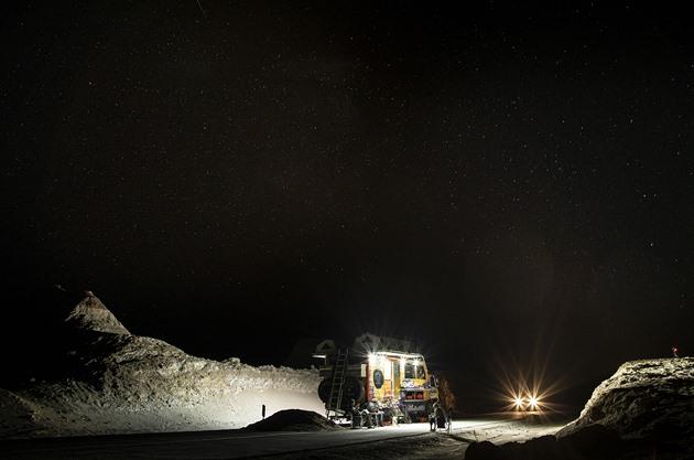 A teď Afrika. Tatra kolem světa 2 odstartovala další etapu v Džibutsku