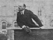 Duben 1920. Lenin burcuje Rusy do boje proti Polákům