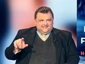 Bývalý hradní protokolář Jindřich Forejt v diskusním pořadu Rozstřel. (13....