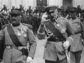 Československo zachovalo v boji Polska proti bolševikům neutralitu