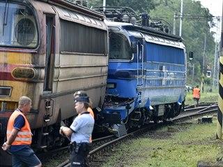 Na Hlavním nádraží Českých drah v Jihlavě došlo dnes ráno k železniční nehodě....