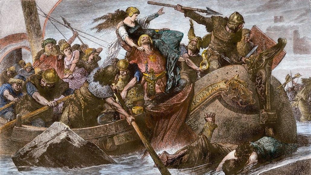 Historie mužského zkrášlování se datuje od pravěku. Prováděli jej i Vikingové