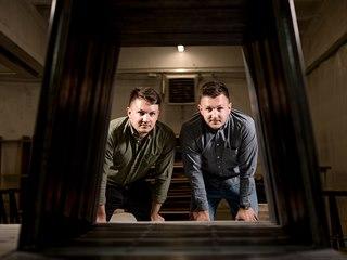 Firmu Wuders založili dvojčata Dominik (na snímku vlevo) a Jan Herkovi.
