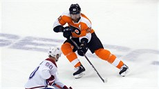 Jakub Voráček v play off za Philadelphia Flyers.