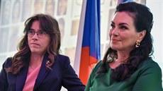 Hana Lipovská oznámila kandidaturu za stranu Lubomíra Volného. Povede kandidátku na Pardubicku