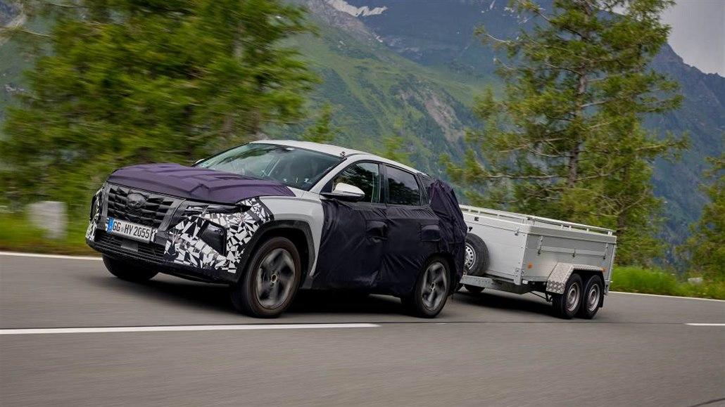Hyundai dolaďuje bestseller z Nošovic na polygonu Tatry v Kopřivnici