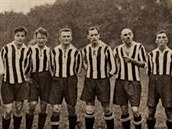 Fotbalová blamáž z roku 1920. Československo nedohrálo finále olympiády