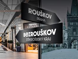 Jak obchodní centrum u pražského letiště propagovalo, že v jeho prostorách není...