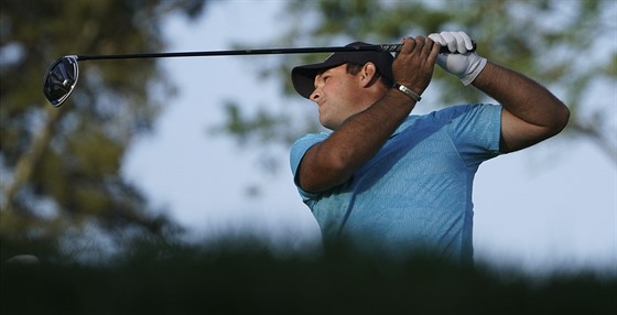 Americký golfista Patrick Reed na major US Open.