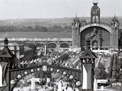 Legendární Pražské vzorkové veletrhy začaly v Praze před 100 lety