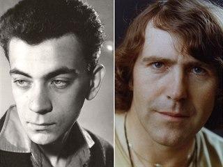Čeští herci, kteří odešli ještě před šedesátkou.