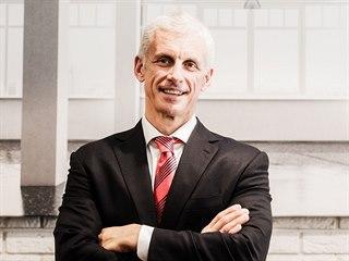Juraj Vozár, ředitel slovenské firmy Biomin