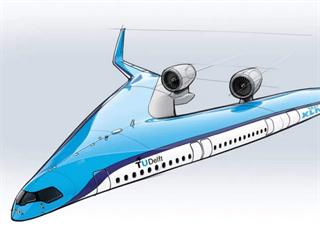 Bude takto vypadat budoucnost letecké dopravy?