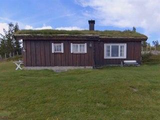 Typická norská chata postavená v 70. letech minulého století nemá elektřinu ani...