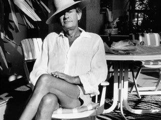Z plakátu filmu Helmut Newton: Nestoudná krása