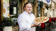 Jan Mužátko, majitel restaurací Pizza Coloseum