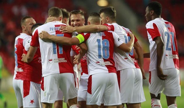Slavia před bojem o Ligu mistrů hostí Slovácko, víkend nabídne dalších sedm duelů