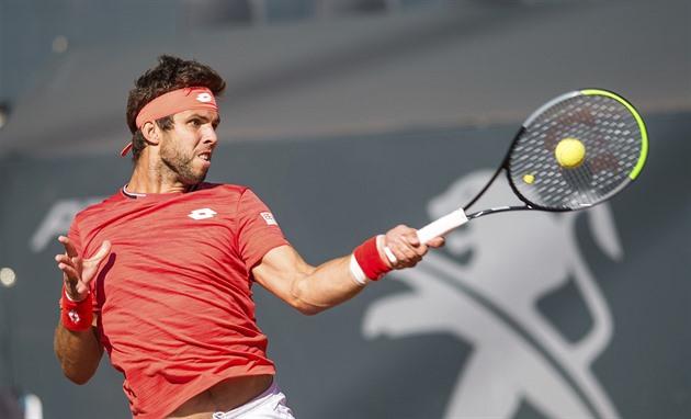Veselý vyřadil na tenisovém turnaji v Nur-Sultanu pátého nasazeného